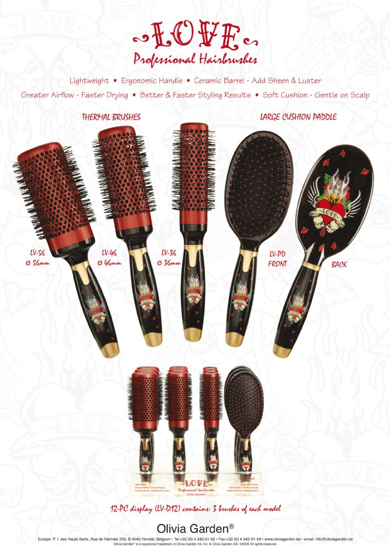 Are You Using The Right Hair Brush For Your Style Hair