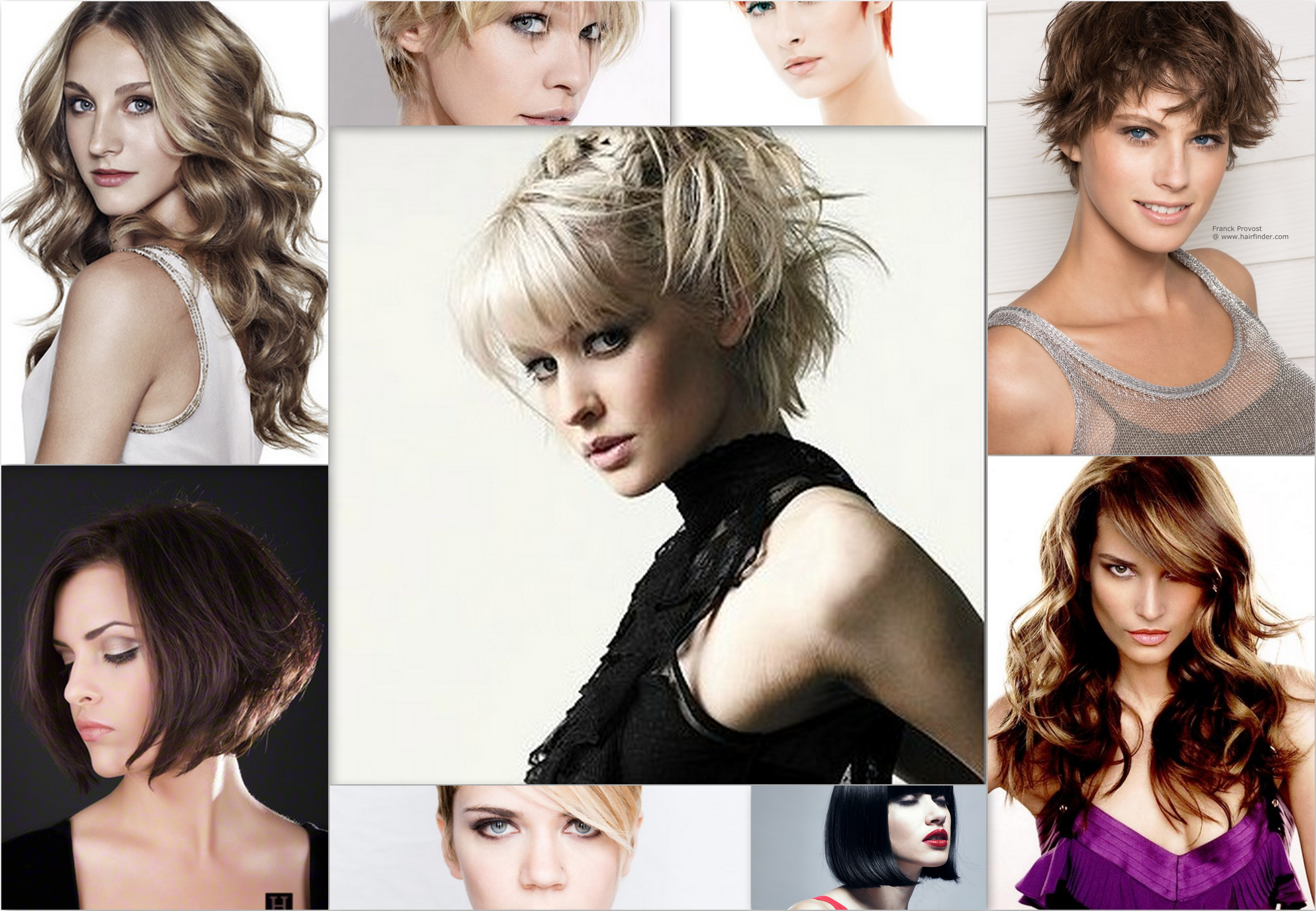 Hot and trendy haircut ideas our hair salon selected for you